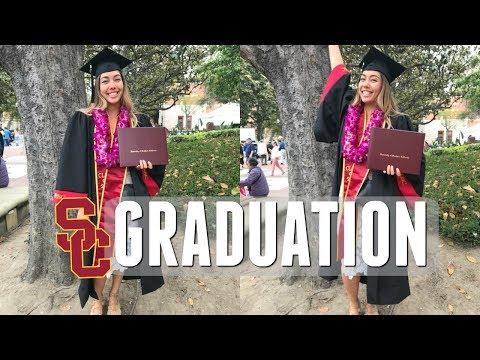 GRADUATION DAY @ University of Southern California!!
