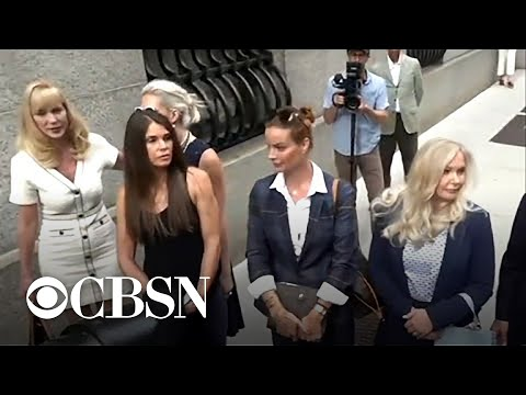 Jeffrey Epstein's accusers speak out in court