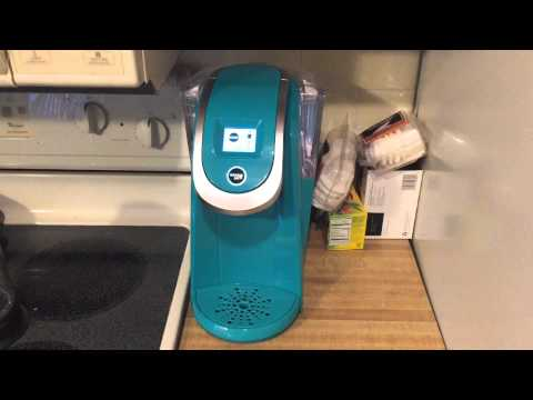 Keurig 2.0 K200/K250 Teal Review