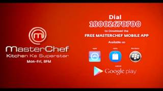 Chat with Navneet on the Free MasterChef Mobile App