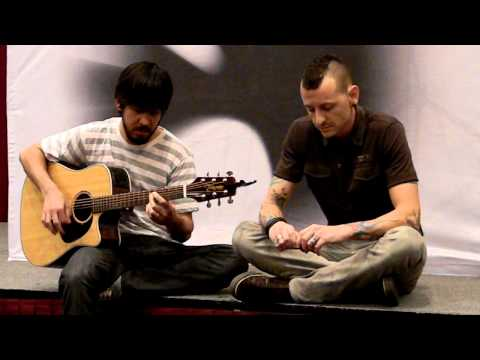 Linkin Park – Sydney Summit – The Little Things Give You Away – Acoustic Version