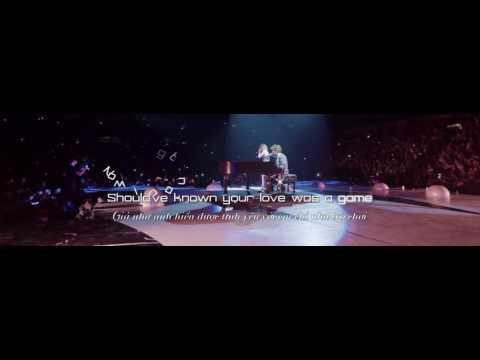 Charlie Puth ft. Selena Gomez  - We Dont Talk Anymore (Live Performance)(Vietsub, Lyric) (видео)