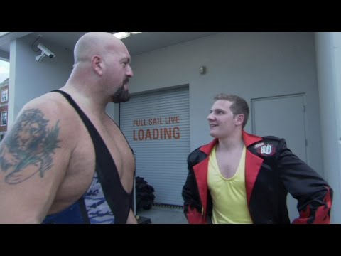 Boy - What happens when the World's Largest Athlete, Big Show, meets the #WWETotinosBOLD contest winner and three pizza rolls? Watch to find out!