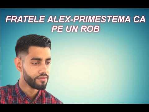 FRATELE ALEX-PRIMEŞTE-MA CA PE UN ROB 2020