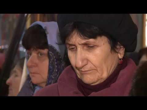 Igor Dodon efectuează o vizită în orașul Comrat în cadrul căreia a participat la festivitățile prilejuite Hramului localităţii