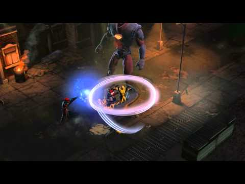 0 Free to Play Marvel Action MMO Marvel Heroes