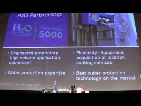 HzO wins Best Technology Award at Wearable Tech Expo 2013