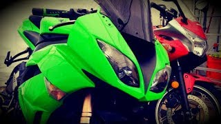 8. Why and How I Bought My 2009 Kawasaki ZX6R