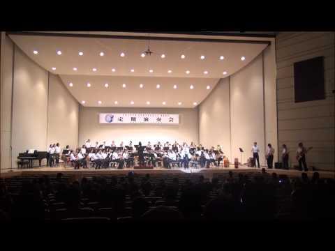 [2015-03-22][2020]吹奏楽:宝島<船橋市立海神中学校吹奏楽部:第14回定期演奏会>