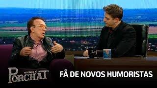 O comediante comenta como o humor no Brasil mudou e sobre alguns humoristas da atualidade. Saiba mais em...
