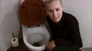 Fjern den mørke rand og grimme mærker i dit toilet..