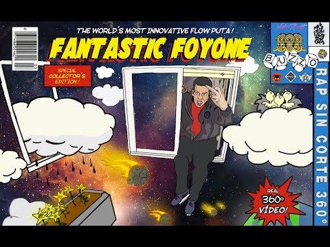 Foyone – #Rapsincorte 360º [Videoclip]