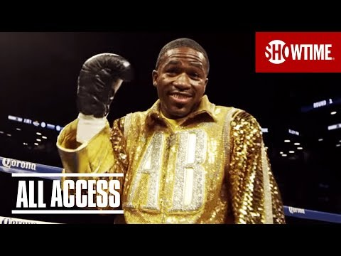 Access - Showtime Sports brings you an exclusive look behind the scenes as Adrien Broner and Marcos Maidana each prepare for their anticipated match-up. Watch this fu...