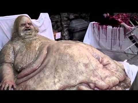 Halloween & Attractions Show - St. Louis - Farting Fatty
