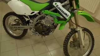 9. Kawasaki KLX300R