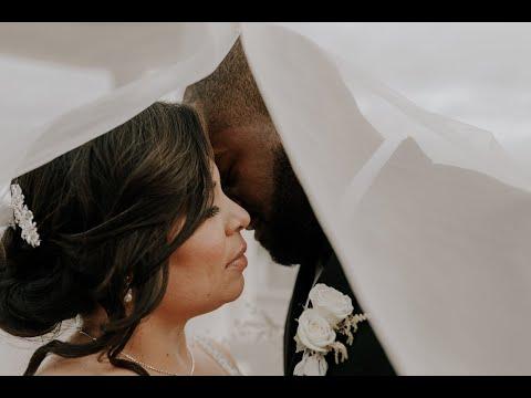 social media wedding teaser - Ciara and William