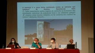 Mesa redonda: Lugares de memoria do franquismo en Galicia