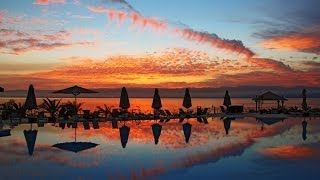 Aqaba Jordan  city images : Red Sea Sunset, Aqaba, Jordan
