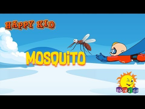 Happy Kid | Mosquito | Episode 29 | Kochu TV | Malayalam