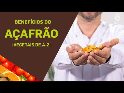 Benefícios do Açafrão | Vegetais de A-Z | Saúde Total