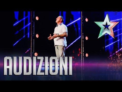 ferdinando: umorismo da reato - italia's got talent 2015