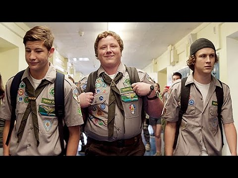 Girls Are Trying to Join the Boy Scouts - The Things I See on Twitter...