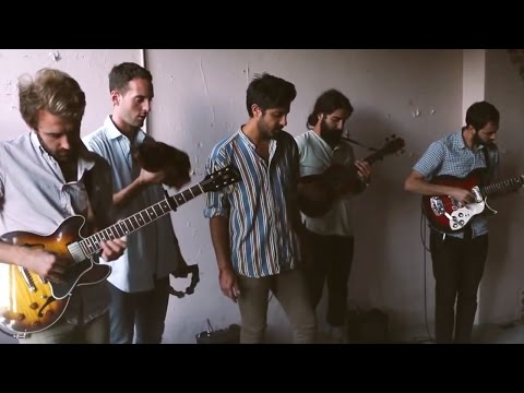 YoungtheGiant - Young the Giant's video for the song 'Firelight' from the In The Open sessions. The performance was shot in the abandoned Smithville Public School in Smithvi...
