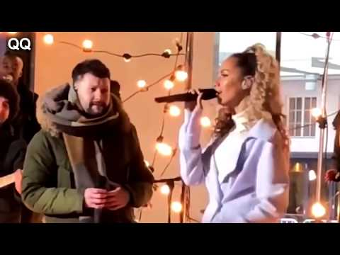 Calum Scott + Leona Lewis - You Are The Reason - Live The One Show (Official + Rehearsal)