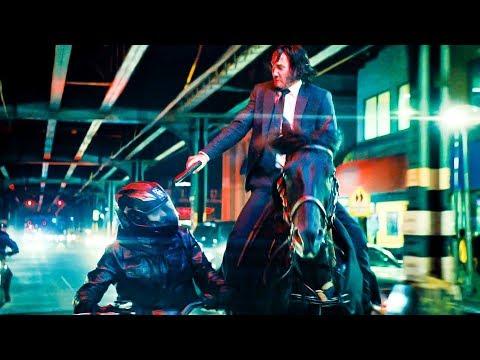 John Wick 3 All Trailers (2019) HD