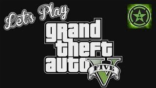 Let's Play: GTA V - Heist