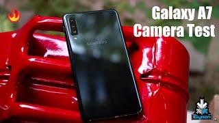 Samsung Galaxy A7 2018 Triple Camera Review