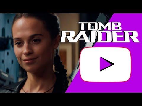 "Tomb Raider Movie ""Danger"" TV Spot"
