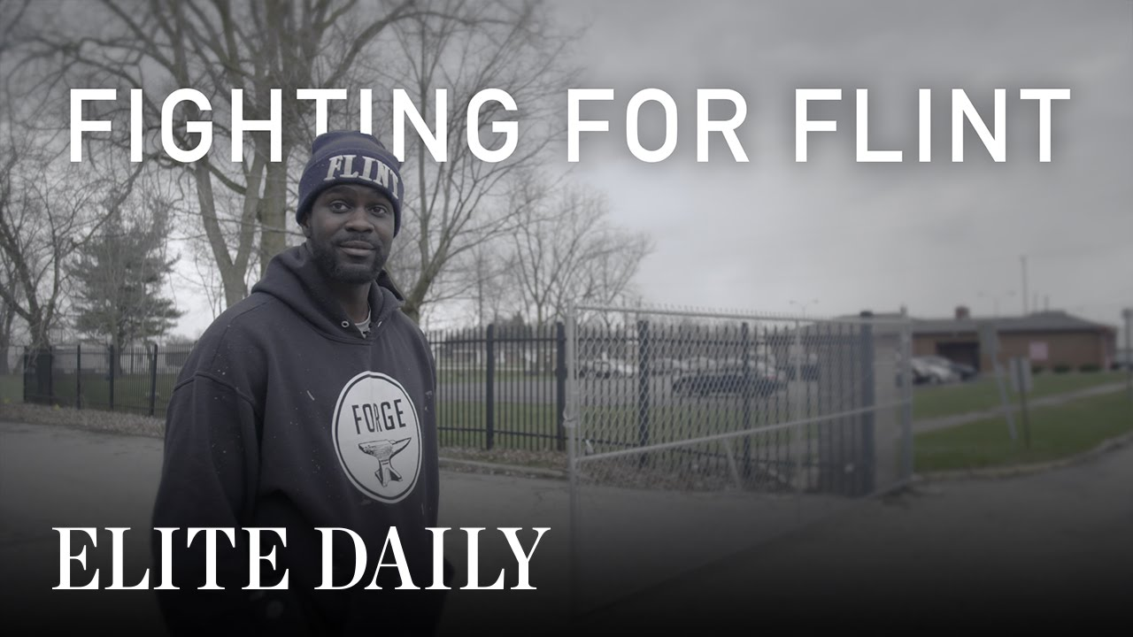 How One Father Is Fighting To Save His Family And Community In Flint