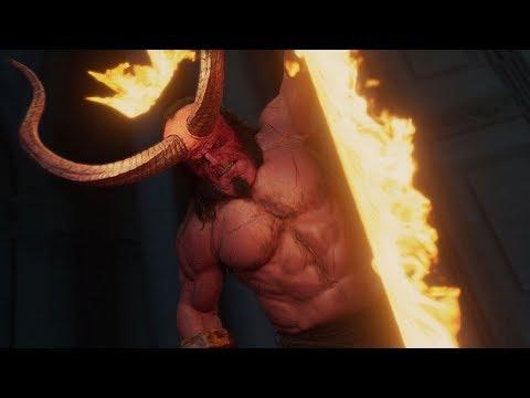 'Hellboy' Red Band Trailer