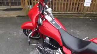 2. 1991 Harley Davidson Wide Glide Ultra Customized Motorcycle, 30K Miles, $10,900