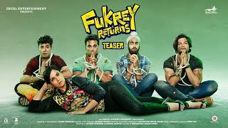 Video Fukrey Returns Teaser| Pulkit Samrat | Varun Sharma | Manjot Singh | Ali Fazal | Richa Chadha MP3, 3GP, MP4, WEBM, AVI, FLV Oktober 2017