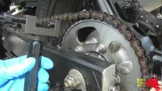 8. How To Change/Replace Your Motorcycle Chain