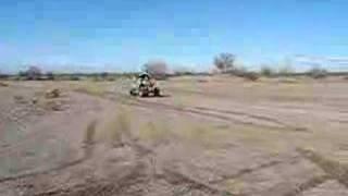 7. kawasaki kfx 700 speed
