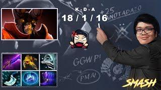 COMO SUBIR TU MMR   Smash - Doom   Offlane (7.19c)