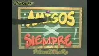 Video AMIGOS X SIEMPRE OPENING FULL SOUNDRACK MP3, 3GP, MP4, WEBM, AVI, FLV Juni 2018