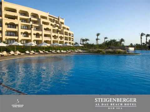 Хургада. Видео презентация отеля: Steigenberger Al Dau Beach Hotel