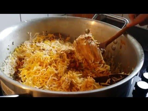 chicken biryani recipe kerala style youtube video