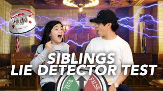 Video SIBLINGS LIE DETECTOR TEST (EXPOSED) | Ranz and Niana MP3, 3GP, MP4, WEBM, AVI, FLV Februari 2019