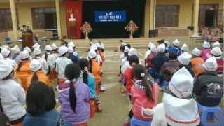 Nhảy Aerobic Trường tiểu học Nậm Mạ