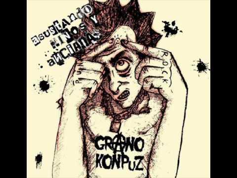 Grano KonPuz  Reflexionando solo