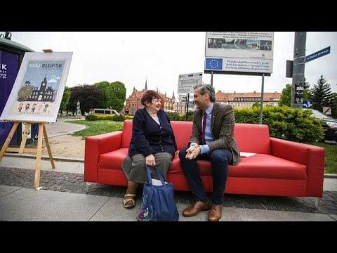 #EuRoadtrip-45η Ημέρα: Ο μόνος ανοιχτά γκέι υποψήφιος της Πολωνίας…