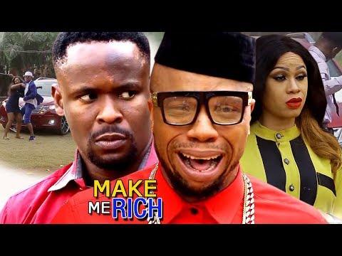 Make Me Rich  Season 1 - Zubby Michael 2018 Latest Nigerian Nollywood Movie