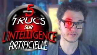 Video CHRIS : 5 Trucs Étonnants Sur L'Intelligence Artificielle MP3, 3GP, MP4, WEBM, AVI, FLV September 2018