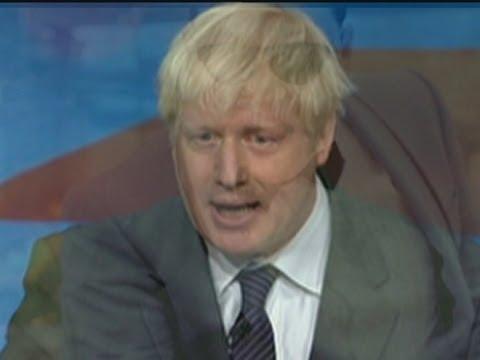 Gangnam Style: Boris Johnson remix