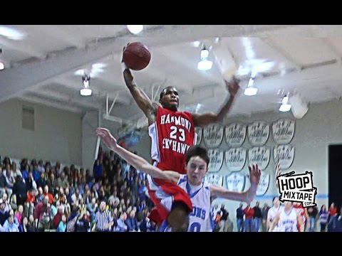 Woods - Here is 6'2 Seventh Woods' debut Hoopmixtape from his freshman year.